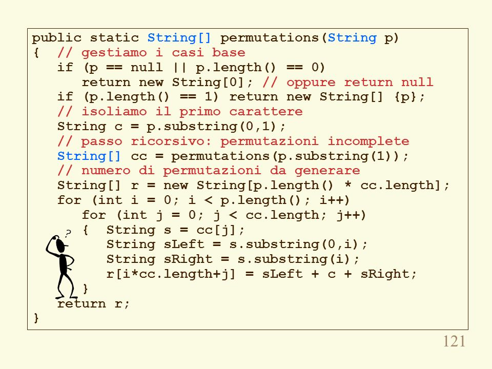 public static String[] permutations(String p)